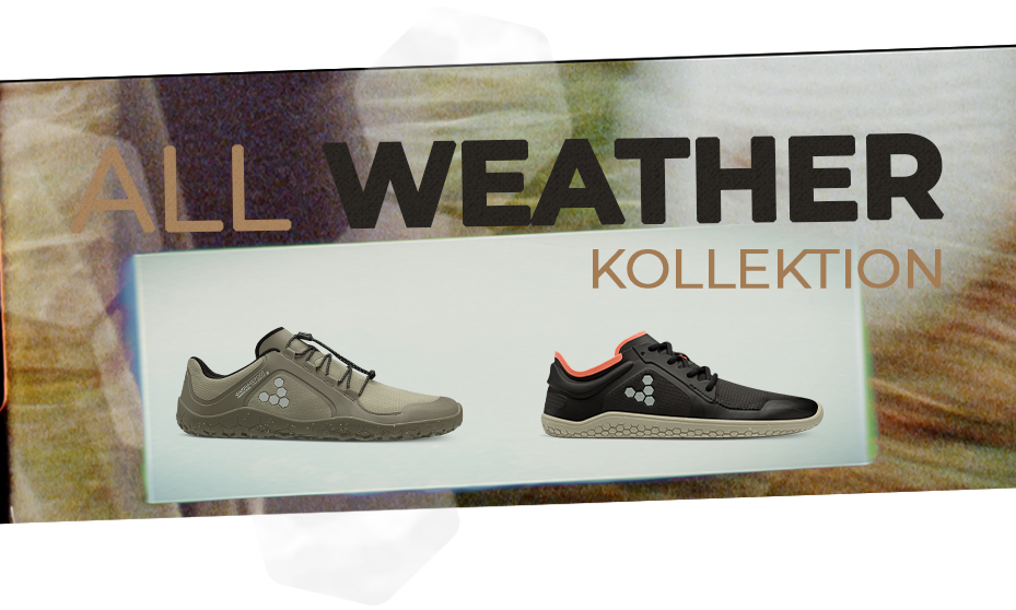 Vivobarefoot All Weather Styles