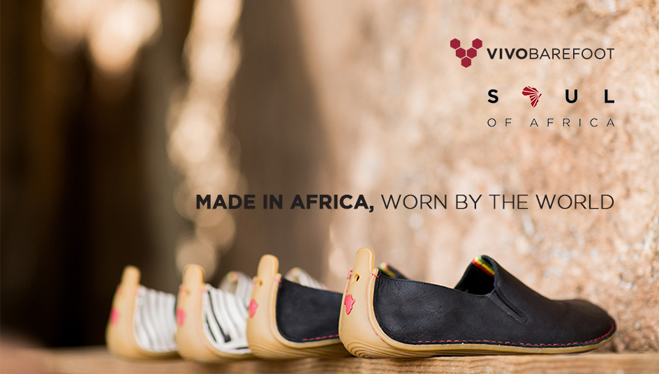 Vivobarefoot + Soul of Africa