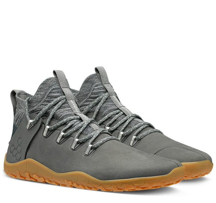 MAGNA TRAIL LEATHER WMK WOMENS Grey