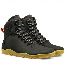 TRACKER II FG MENS Leather Obsidian