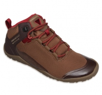 HIKER FIRM GROUND Mens Mesh Dk Brown
