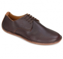 PORTO ROCKER LOW Mens Leather Dark Brown