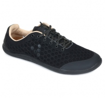 STEALTH 2 LUX Mens Leather Black