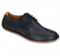 PORTO ROCKER LOW Mens Leather Black