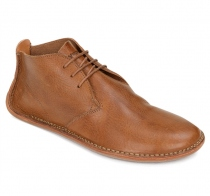 PORTO ROCKER HIGH Mens Leather Tan