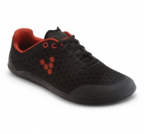 STEALTH 2 M BR Mesh Black/Red