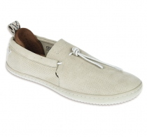 ELINA Ladies Eco Suede Cement