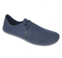 RIF Mens Suede Navy