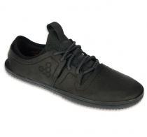 FLEX Mens Suede Black