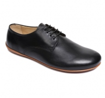 LISBON M Leather Black