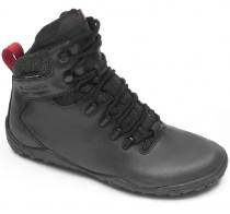TRACKER FG Mens Leather Black