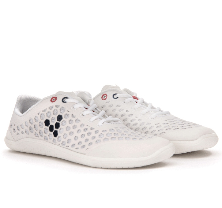STEALTH 2 Mens Mesh White