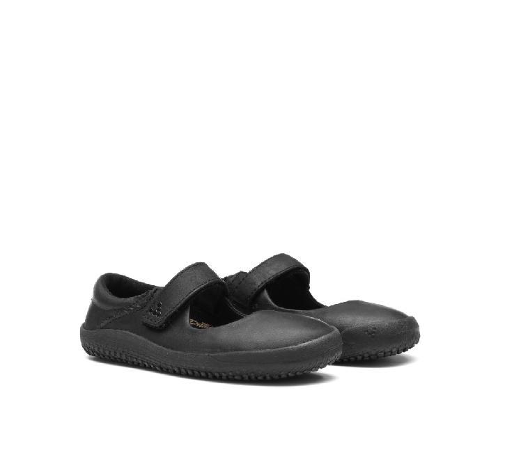 WYN Kids Leather Black