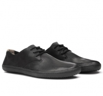 RA II Mens Leather Black/Hide