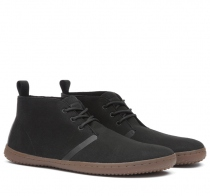 GOBI II Ladies ECO SUEDE Black
