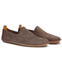 ABABA Mens Leather Brown