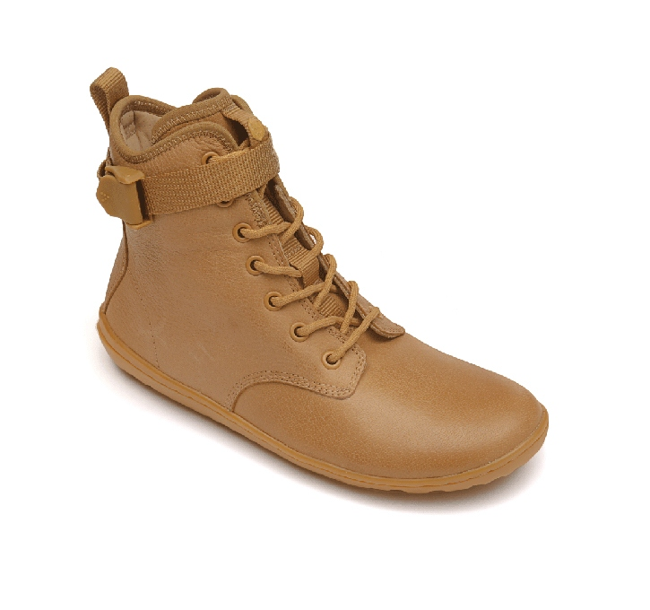NAMIB Mens Leather Tan