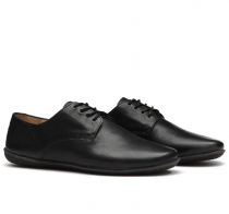 LISBON Ladies Leather Black
