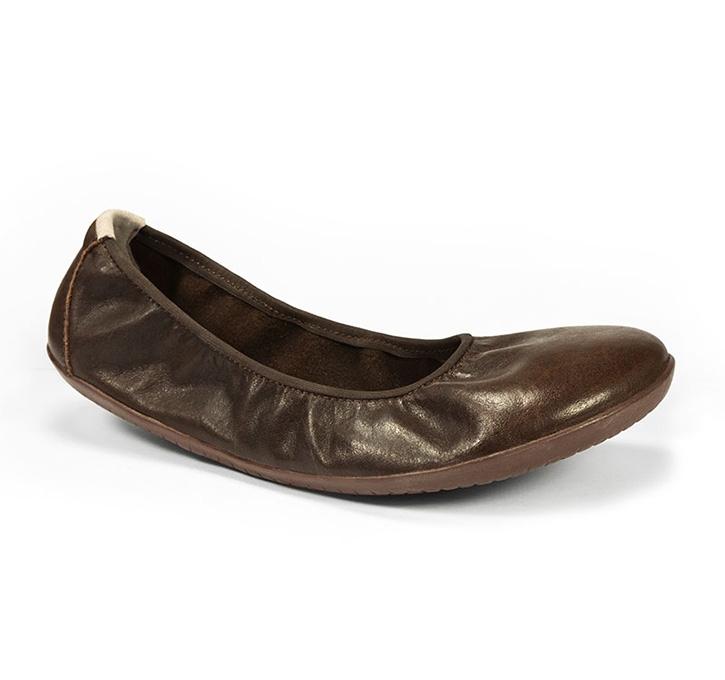 JING JING L Leather Brown