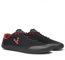 STEALTH 2 Mens Black/Red