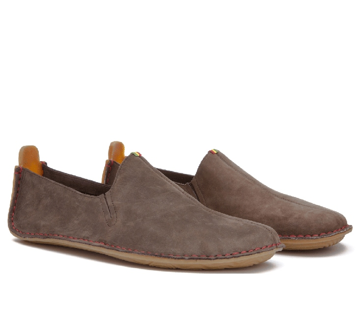 ABABA Ladies Leather Brown
