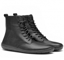 GOBI HI 2.0 Ladies Leather Black