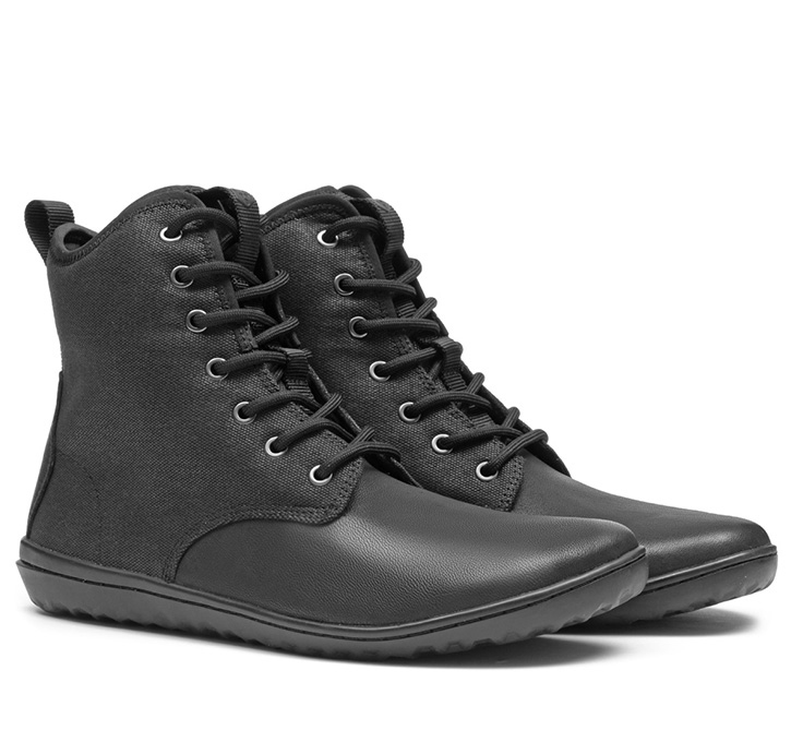 SCOTT 2.0 Mens Leather Black