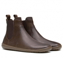 FULHAM Mens Leather Brown