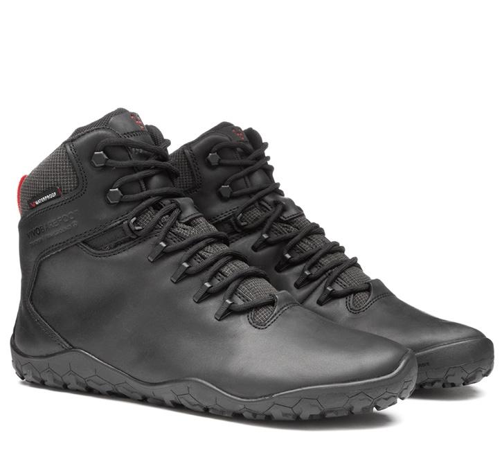 TRACKER FG Ladies Leather Black