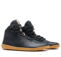 BOROUGH Mens Leather Indigo