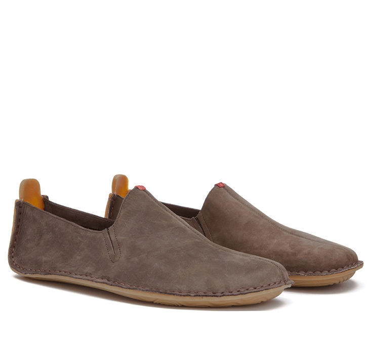 ABABA L Leather Brown