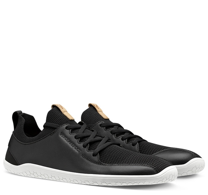 PRIMUS KNIT WOMENS Leather Black