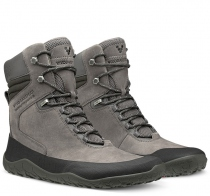 TRACKER HI FG WOMAN Leather Dark Grey