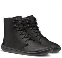 GOBI HI III WOMEN Leather Black