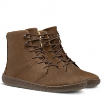 GOBI HI III WOMEN Leather Brown