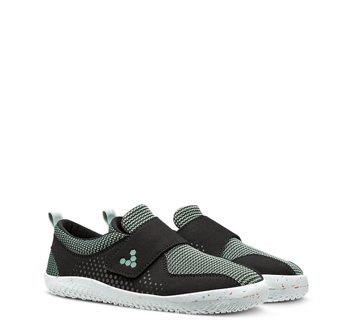 PRIMUS TODDLER Black Aqua Grey