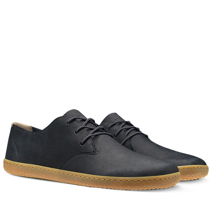 RA II Mens  Leather Midnight Navy