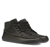 GOBI MOCC MENS Black Leather